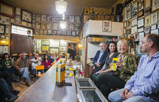 Els personatges de les novel·les d'Aritzeta tornen al Bar Boada