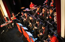 La Reus Big Band subirá en el escenario del Teatro Principal de Valls