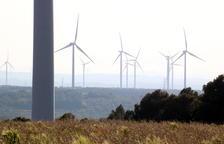«La estafa eólica»: la Terra Alta se planta y considera superada su cuota de solidaridad energética