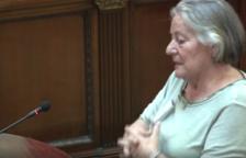 Una votante del IES Pau Claris de Barcelona asegura que la tiraron por las escaleras y que había «voluntad de hacer daño»