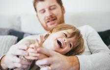 Siete frases que podemos decir a nuestros hijos para aumentar su confianza