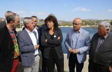 Desencalladas las obras de la red de riego de la Comunitat de Regants de Valls con una inyección de 4,5 MEUR