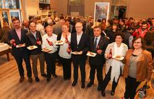 La Ganxet Pintxo inaugura la ruta de la mano del baloncesto y del Modernismo