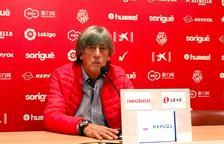 Enrique Martín: «Entenc perfectament que el club treballi en el futur esportiu»