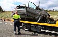 L'home mort a l'accident de Vimbodí tenia 42 anys i era de Vilanova de Prades