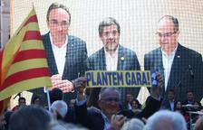 La defensa de Rull, Turull y Sánchez presenta un recurso delante del Supremo contra la denegación del suplicatorio