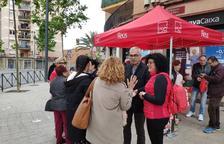 El PSC inclou al programa les propostes dels veïns i veïnes dels barris de Reus