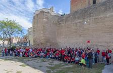 Més de 200 persones participen a la IV Caminada de Primavera a Constantí