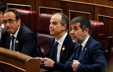 La fiscalía pide al Supremo que comunique a Congreso y Senado la «suspensión inmediata» de los diputados encarcelados