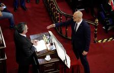 ERC reclama que el diario de sesiones del Senado recoja los insultos del PP a Romeva