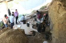 Comença la 20a campanya d'excavacions de l'IPHES al jaciment del Molí del Salt, a Vimbodí i Poblet