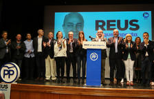 Domènech: «Haremos que Reus deje de ser una ciudad dividida»