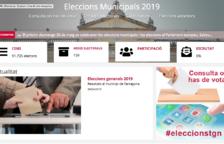 Tarragona i Reus posen en marxa un web per les eleccions municipals