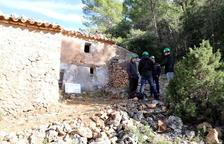 La restauració del Mas de Burot d'Horta de Sant Joan guanya el premi d'arquitectura tradicional Toni Cobos
