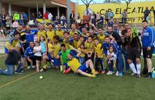 El CE El Catllar es jugarà l'ascens a Primera Catalana contra el Caldes