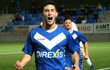 Carlos Albarrán, opció per reforçar el lateral dret del Nàstic 2019-20