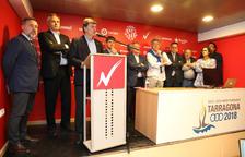 El Nàstic va demanar la retirada dels panells de cases d'apostes fa un any