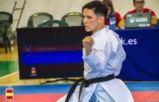 «En dos anys hi ha hagut un increment molt gran de dones competint en karate»