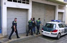 Detingut per vendre cocaïna en un pis de Sant Carles de la Ràpita