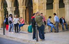 Cues al Consell Comarcal del Tarragonès per demanar la subvenció per pagar el lloguer