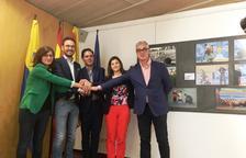 Pere Segura tanca un acord de govern «històric» a Vila-seca amb el PSC
