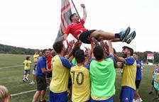 El Catllar assoleix l'ascens a Primera Catalana en un partit sofert