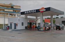 Busquen un home que hauria atracat una gasolinera de Cunit