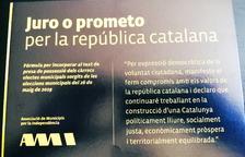 La JEC obliga als regidors independentistes a acatar la Constitució per accedir al càrrec
