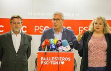 Ballesteros acusa En Comú Podem de mentir a la seva militància