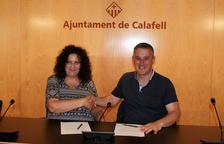 El PSC y En Comú-Podem cierran un acuerdo de gobernabilidad en el Ayuntamiento de Calafell