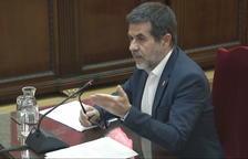 Sànchez denuncia «el abuso de la prisión preventiva» y se presenta como «víctima de una injusticia»