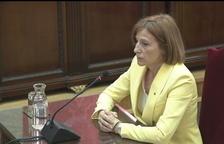 Forcadell: «Estoy juzgada por mi trayectoria política y no por los hechos, pero espero que eso se reparará»