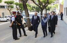 Els encausats pel Tecnoparc paguen la multa per falsedat documental