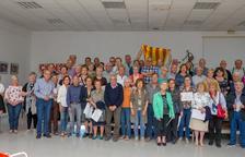 Les Aules Universitàries per a la Gent Gran de Constantí celebren el fi de curs