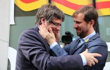 Convocades concentracions setmanals a Brussel·les per reclamar els escons de Puigdemont, Junqueras i Comín