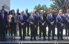 Pere Granados torna a ser investit alcalde de Salou