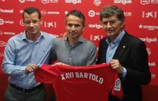 Bartolo: «Aquí l'exigència esportiva serà més gran que a Reus»