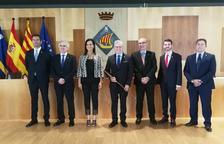 Granados signa el nou cartipàs municipal pels propers quatre anys
