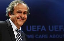 Detenen Michel Platini pel Mundial de Qatar