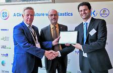 ELIX Polymers guanya el Premi al Millor Fabricant Europeu de Polímers d'ABS