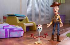 Les aventures de 'Toy Story 4' arriben als cinemes en català