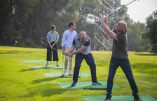 El Golf Costa Daurada aposta per la formació a professors en golf