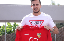 Sergio Caballero, nou jugador del CF Pobla de Mafumet
