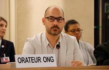 UNESCOCAT reclama al plenario de la ONU que «intervenga» para que el Estado libere a los presos