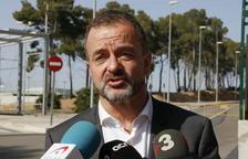 Alfred Bosch a Mas d'Enric: «Carme Forcadell insisteix que cal trobar una sortida dialogada»