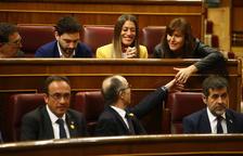 Sànchez, Turull i Rull demanen a la direcció de JxCat l'abstenció en la investidura de Sánchez