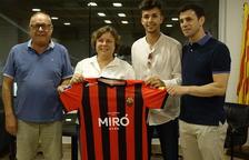 Pablo Nájera signa amb el Reus Deportiu per quatre temporades