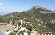 Reobren els accessos al Montsec, el Montsant, Montserrat i els Ports de Tortosa