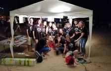 El 'Punt SexeSentit' s'instal·la a la Revetlla Jove de Sant Pere de Cambrils per prevenir agressions sexistes