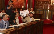 L'oposició acusa el govern de Tarragona de deixar-los sense veu a les empreses municipals